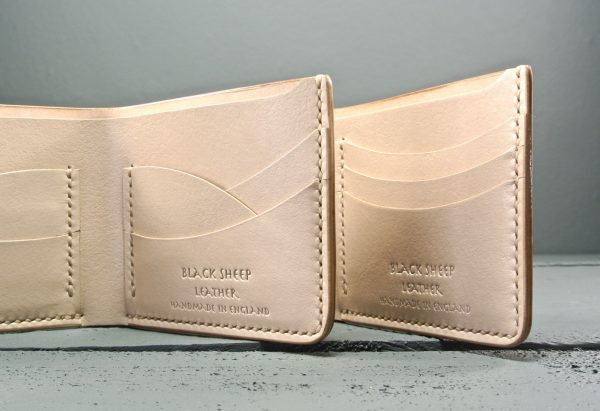 Cotswold Shell Cordovan Leather Wallet 19