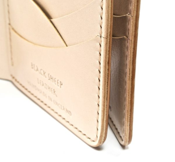 Cotswold Shell Cordovan Leather Wallet 2