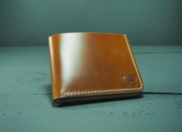 Cotswold Shell Cordovan Leather Wallet 28