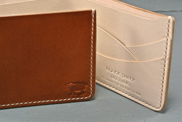 Cotswold Shell Cordovan Leather Wallet 13