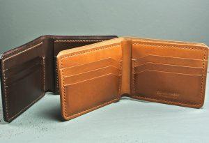 Exmoor Bi Fold Card Wallet
