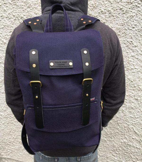 Herdwick Zipper Top Backpack 17