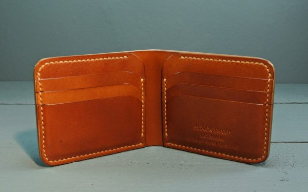 hebridean bi fold wallet 14