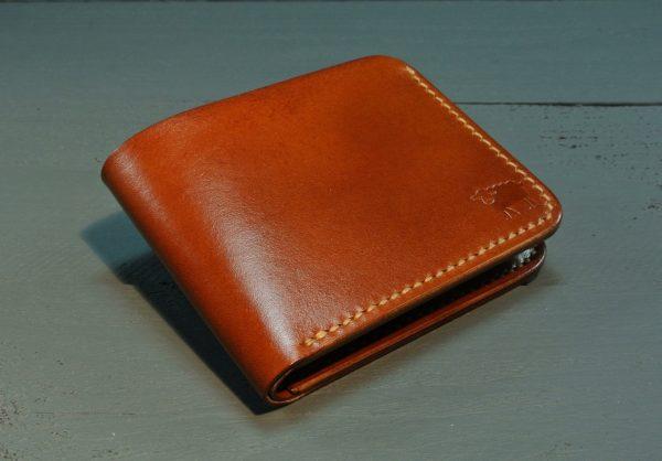 hebridean bi fold wallet 19