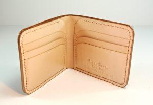 Toscana Shell Cordovan Wallet Whisky