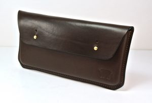 Exmoor Leather Travel Document Holder