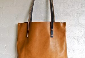 Black Sheep Leather Everyday Tote