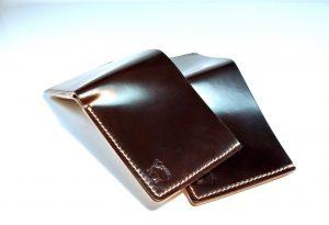 Horween Shell Cordovan No.8 Bi Fold Wallet