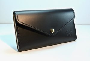 Herdwick Italian Buttero Leather Purse
