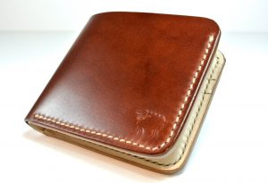 Shell Cordovan Leather Product