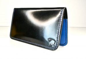 Cotswold Shinki Hikaku Shell Cordovan Long Wallet